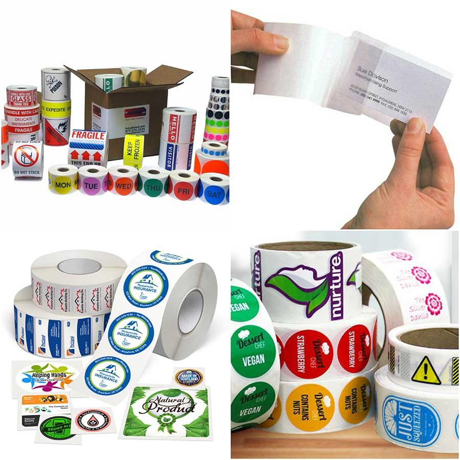Tu marca | Etiquetas industriales