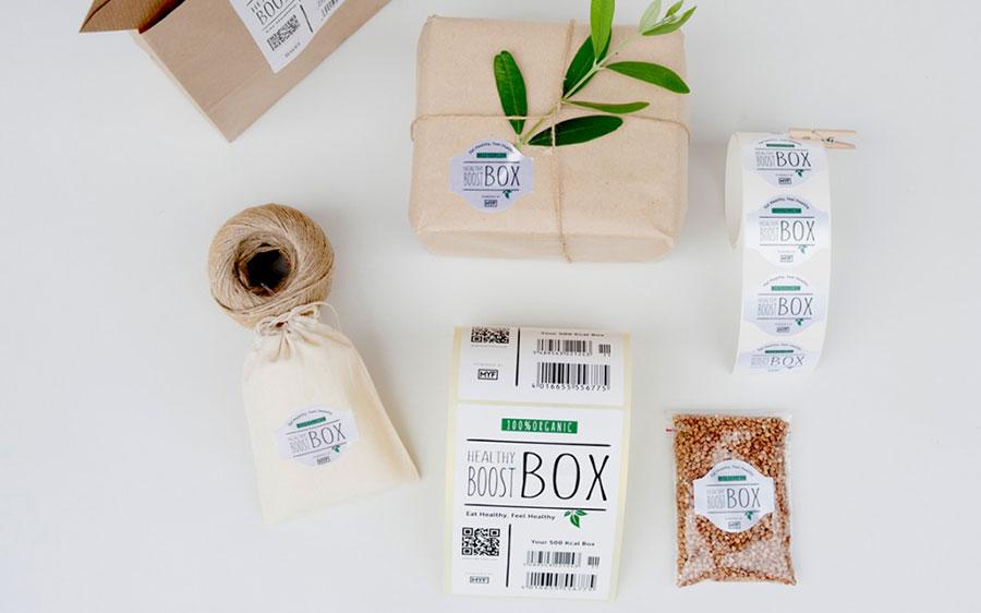 Etiquetas personalizadas para productos