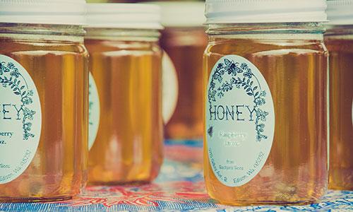 gc todo etiquetas alimentos y bebidas miel