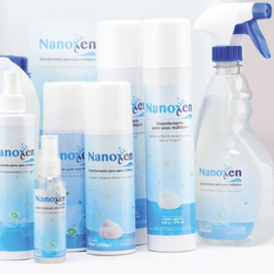 GC Productos Nanoxen
